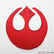 "STAR WARS ""REBEL UNIFORM LOGO"" Iron-On Patch."