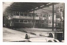 Ireland, Co.Dublin, Dublin, Tram Terminus, 249 and 264. Photograph.