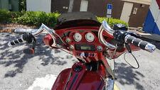 2002 Bagger Apes Stainless Steel  MOTORCYCLE HANDLEBAR HARLEYDAVIDSON STREET FLH