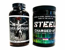 Steel CHARGED AF Candy Bliss + 5% Nutrition LIVER & ORGAN DEFENDER - COMBO SALE