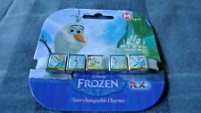 Disney Frozen encanto pulsera de la OLAF Intercambiables medio Saúde (Anna, Elsa)