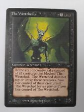 Mtg Legends LP lighty played The Wretched
