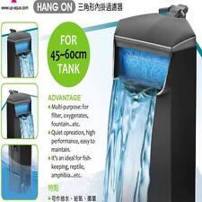 *Low level Filter Aquatic Turtle Aquarium Frog fish tank reptile Media Amphibian