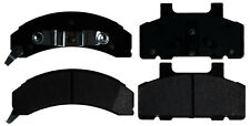 Disc Brake Pad Set-Semi Metallic Disc Brake Pad Front ACDelco Advantage 14D215M