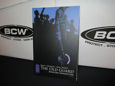the old guard book 1 opening fire TPB Greg Rucka Leandro Fernandez image softcov