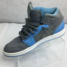 NIKE Air Jordan 1 PHAT COOL Sz 13 Retro North Carolina Blue Gray Mens 364770-006