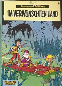 Johann und Pfiffikus  Band   4  Softcover  Carlsen Verlag  Z 0-1