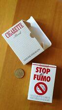 CIGARETTE BOOK - STOP AL FUMO - CANTELLA MAGRASSI - LA SPIGA - 1a Ed. Marzo 1993