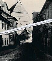 Hildesheim - Altstadt - um 1925 - selten!       M 25-16