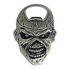 Iron Maiden Flaschenöffner Eddie Logo Magnetic Bottle Opener  NEU