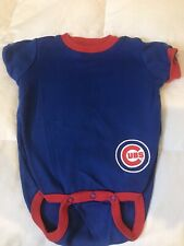 CHICAGO CUBS 6-9 Months Outfit