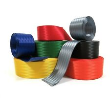 11 panel Polyester webbing | Seat belt webbing 47mm | Soft and very strong