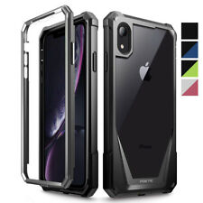 Apple iPhone XR Case,Poetic Hybrid Armor Shockproof Bumper Protective Cover