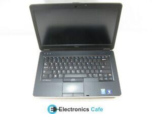 """Dell Latitude E6440 14"""" Laptop 2.9 GHz i7-4600M 4GB RAM (Grade C No Battery)"""
