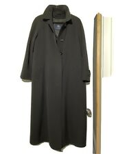 BURBERRY-Trench/Rain Coat-Women's Size 6R-Pre Owned