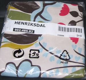 IKEA Henriksdal Chair SLIPCOVER Cover Dansbo Skiftebo Kungsvik Blomstermala Gobo