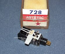 ASTATIC 728 CARTRIDGE NEEDLE for Electro-Voice EV 229D Admiral V-M