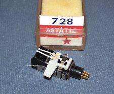 ASTATIC 728 CARTRIDGE NEEDLE for Electro-Voice EV 229 EV 229D Admiral V-M