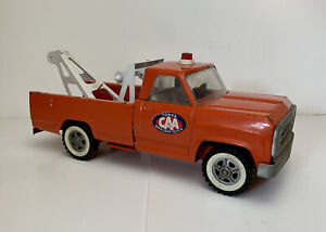 Rare Vintage Canadian TONKA CAA Wrecker Tow Pickup Truck