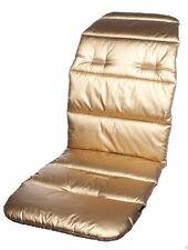 Römer Brio Britax Sitzkissen Kinderwagen Buggy Sitz Auflage Shiny Seat Pad GOLD
