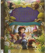 MY TREASURY OF BEDTIME TALES  Puss In Boots LITTLE MERMAID Aladdin SNOW WHITE +