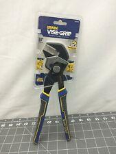 VISE-GRIP Adjustable Pliers Plumbing Tongue & Groove 10-Inch IRHT82636