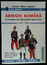 Romanian Army in the time of Prince AI Cuza 1859-1966 equipment - armament book