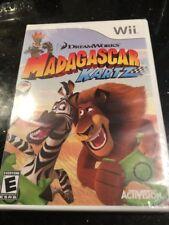 Madagascar Kartz - Nintendo Wii Brand New Factory Sealed
