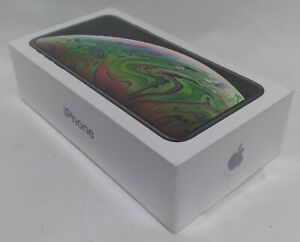 Apple iPhone XS Max - 64GB - Space Gray (AT&T) A1921 New