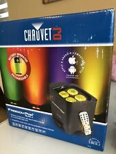 Chauvet Freedom Par Quad-4 battery powered wireless LED wash light Quad 4 stage