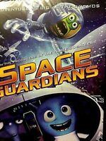 SPACE GUARDIANS, hold onto your seats DVD, 2017,6-3