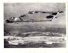 1936 International News Press Photo Spanish Fort At Rio De Oro Cape Juby Africa
