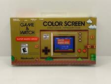NINTENDO GAME & WATCH SUPER MARIO BROS BRAND NEW SOLD OUT *IN HAND*