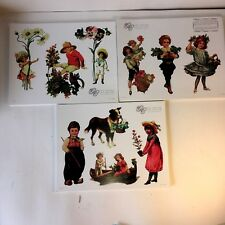 The Gretna Collection Series 1, 2, And 3 Authentic American Paper Dolls