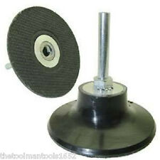 """2"""" Roloc Type Holder Only with 1/4"""" Shank for Die Grinder 3M type disc Holder"""