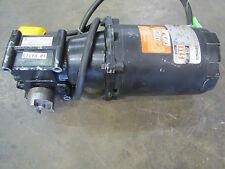 RELIANCE A77B9922M-SN 1/4HP 1/4 HP GEARMOTOR 208-230/460V VOLT 3PH 173 RPM OUT