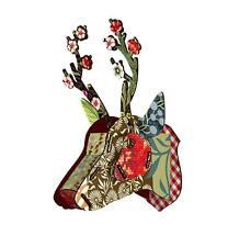 Miho Deer Head - Flower Blow Up - Wall Hanging- Men and Women Birthday Christmas