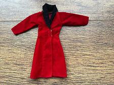 Vintage Barbie/Sindy Red Coat