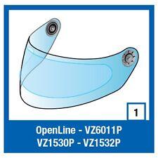 Shark Pinlock Anti Niebla inserción de visera Lente S650 S800 S600 S900 S700 Transparente