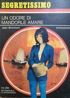 SEGRETISSIMO N.201 UN ODORE DI MANDORLE AMARE Jean Bommart