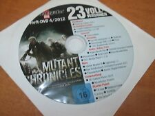 Mutant Chronicles / Computer-Bild-Edition 4/12 / DVD ohne Cover