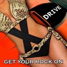 Get Your Rock On by X-DRIVE (CD/SEALED/Frontiers Records 2014) Melodic Hard Rock