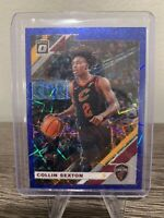 COLLIN SEXTON 2019-20 OPTIC BLUE VELOCITY PRIZM #104 CLEVELAND CAVS 🔥🔥
