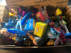 Random Lot #1 - Collectable Lot - Minions - Dinsey - Little Reals - NFL - NBA