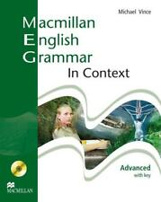 Macmillan English Grammar in Context: Advanced / Student's Book with CD-ROM and