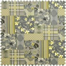 Upholstery Patchwork Polyester/Dacron Fabric