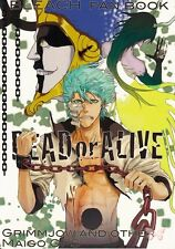 Bleach Doujinshi Dojinshi Comic Ulquiorra vs Grimmjow Mayuri DEAD or ALIVE
