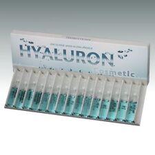 15x 2ml Hyaluron Ampullen Serum Peeling Kosmetik Hyaluronsäure Anti Aging Neu