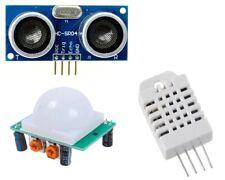 Set Module Rangefinder Ultrasonic Detection Motion Temperature Humidity