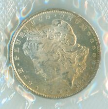 Gsa flat pack - 1878-Cc Morgan Dollar - slightly toned, nice coin!